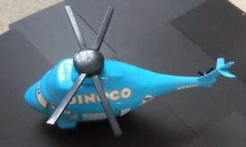 Disney Pixar Dinoco Helicopter - measures 38cm in length