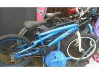 2 x BMX bikes
