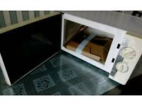 Microwave oven at bargain price