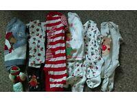 Baby girl festive bundle 3-6 months