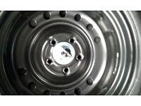 Honda HRV Spare wheel. Boot liner. Car mats.