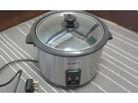 Breville 1.8l capacity Rice Cooker & Steamer