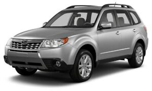 2013 Subaru Forester 2.5X Touring Just in Pictures Coming