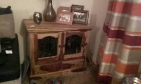 Hardwood Jalli furniture