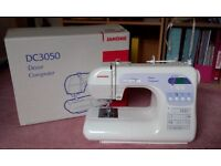 Janome DC 3050 Sewing Machine