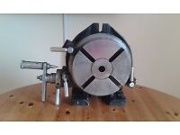 8 inch H&V Rotary Table