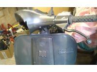 Bajaj chetak 125 cc vespa px lookalike
