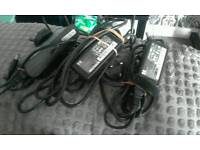 x2 laptop chargers