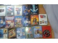 selection of over 50 DVDs £20.00