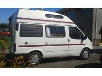 its the camping season ,my camper van is for sale.brand new mot .£4,995ovno