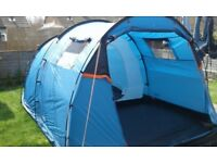 Sandero 4 sleeper Tent, Used but in good condition includes inner sleeper.