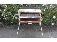 3 ring Cramer gas cooker with grill