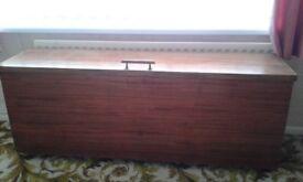 ottoman storage chest