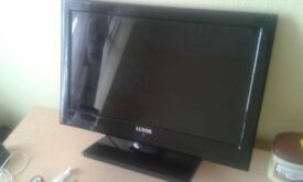 Flat screen 15 inch tv