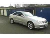 Mercedes-Benz CLK500 2002 148k 1800ono