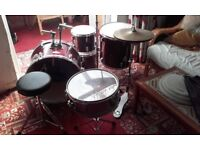 Tempo Drum kit - suitable for beginners
