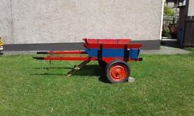 FOR SALE - DONKEY CART
