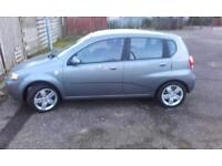 Chevrolet kalos 1.2 11 mnths mot 59000 miles 2008 want a swap