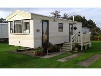 FOR SALE - 2004 ABI ARIZONA 2BED 6BERTH STATIC CARAVAN
