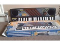 Bontempi gt 770 system 5 plus keyboard piano