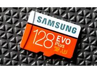 Samsung Evo Plus 128 GB New
