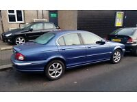 JAGUAR X TYPE 2.0 DIESEL LONG MOT MAY 2017 PX WELCOME