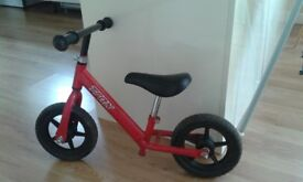 Trax balance bike - Collection only