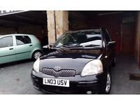TOYOTA YARIS LONG MOT DECEMBER 2017 PX WELCOME