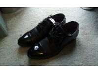 Gents Black Wedding/Formal Shoes