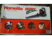 Homelite Mighty Lite Leaf Blower/Vacuum