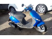 Piaggio zip 50 runs well