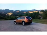 Chevrolete Captiva 2.0 VCDI 150hp 2008