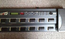 DIGITECH RP12 Guitar processor
