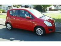 2013 SUZUKI SPLASH 1.0 21000 MILES £20 TAX DRIVES GREAT LONG MOT