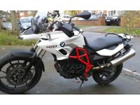 BMW F700gs Rallye 2016 Excellent Condition; Very Economical