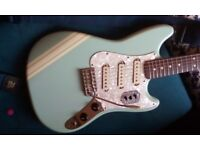 Fender cyclone ii like mustang strat jaguar