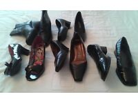 WOMENS SHOES VARIOUS SIZES/STYLES SOLD SEP/LOT