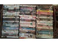 239 x dvd joblot. All original