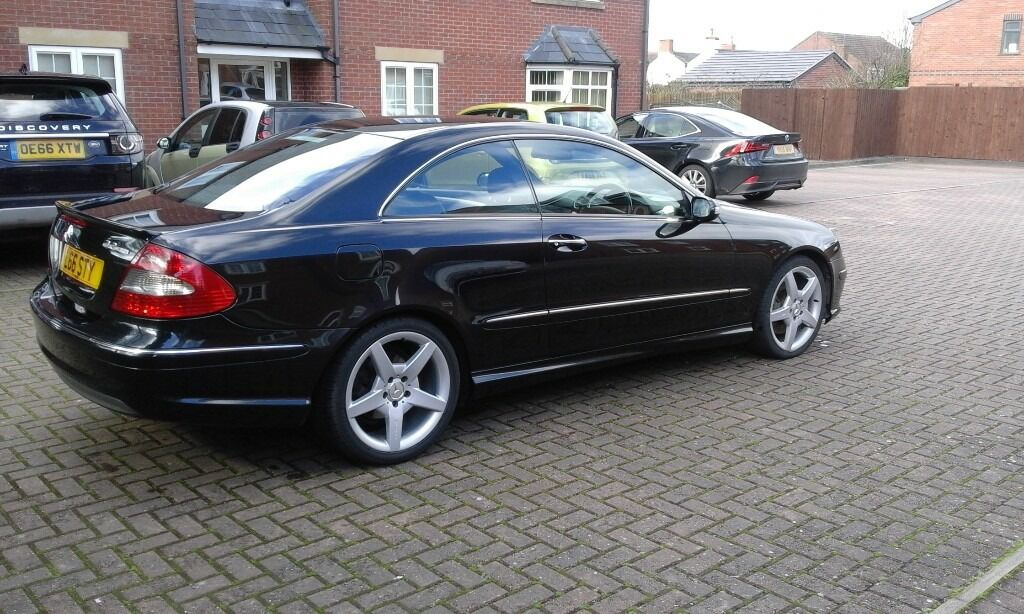 mercedes clk 220 cdi sport amg in astwood bank worcestershire gumtree. Black Bedroom Furniture Sets. Home Design Ideas