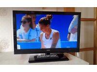 19 inch screen Alba tv suitable for caravan or home 240v