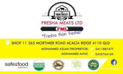 MEAT AND GAME WHOLESALER