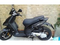 63 reg piaggio typhoon, in immaculate condition