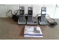 BT 2000 digital cordless phones