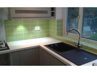Tiling/flooring/painting and decorating/kitchen and bathroom fitting...