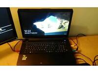 PC Gaming laptop,i7,gtx 980m fs and swap