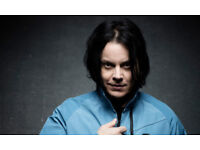 4 Jack White tickets Wednesday 27th June Stalls Standing GOING CHEAP! Hammersmith Apollo