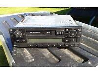 VW polo Radio