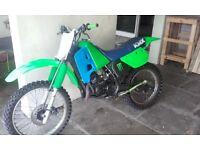 kmx 125 field bike