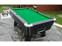 7 x 4 supreme freeplay pool table