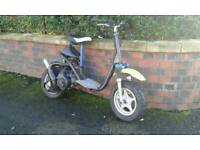 Honda scooter moped goped pit bike 50cc